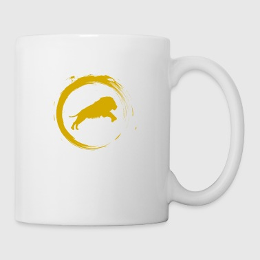 Lion-head Lion - Coffee/Tea Mug