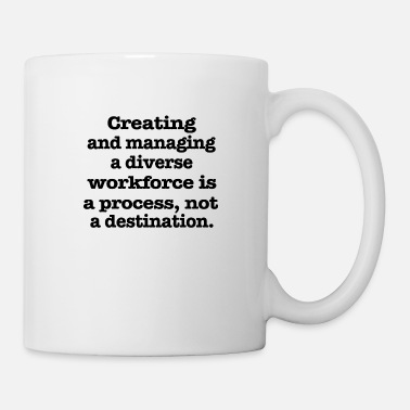 We Creating and - Coffee/Tea Mug