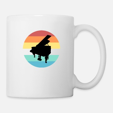 Piano Piano - Coffee/Tea Mug