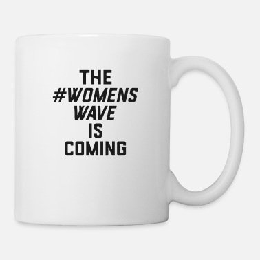 Against Womens Wave - Coffee/Tea Mug