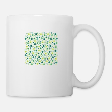 Magnet St Patricks Pattern - Coffee/Tea Mug