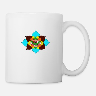 Eyelashes Third eye - Coffee/Tea Mug