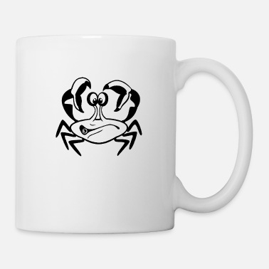 Expression Expression of crabs - Coffee/Tea Mug