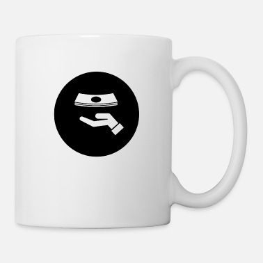 Dollar-sign Receive money - Coffee/Tea Mug
