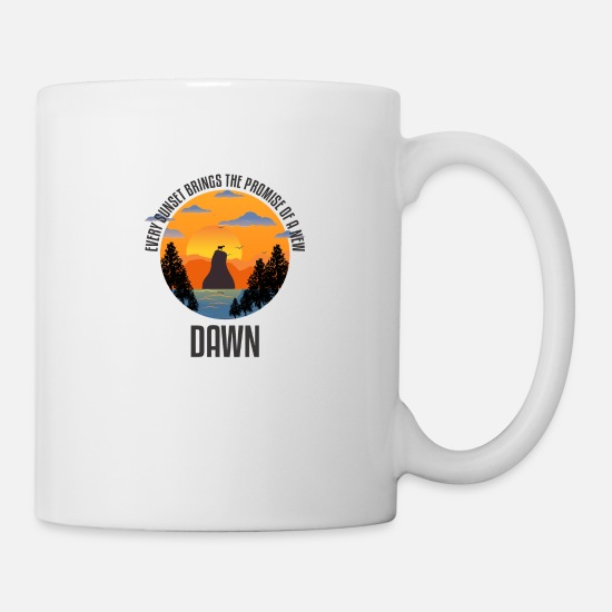 Nature Mugs & Drinkware - Nature - Mug white
