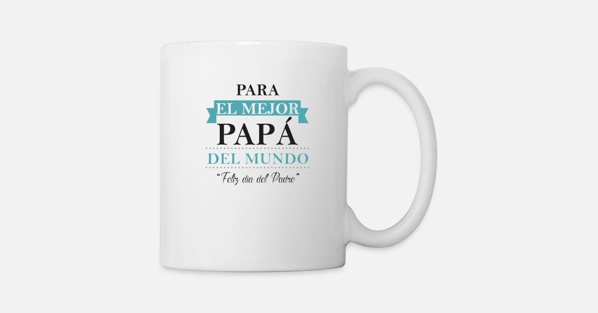 Feliz Dia Del Padre Mug Spreadshirt