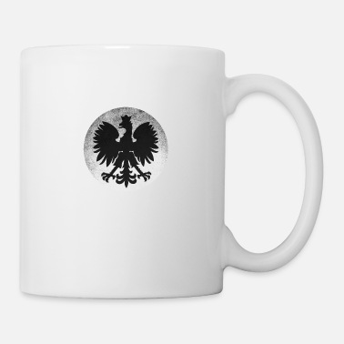 Polish Friend Polish Eagle T-Shirt Polish Poland Gift - Mug