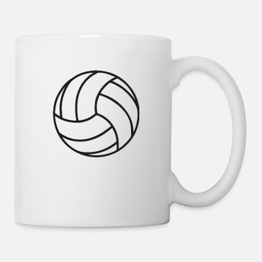 Volley volley new - Mug