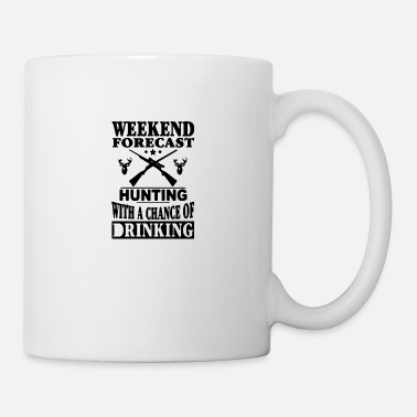 Camping weekend forecast 01 - Mug