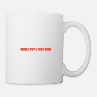 New Mother Weightlifting Under Construction Funny Gift Idea - Mug