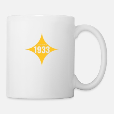 Pirates Pittsburgh Steeler Established 1933 Shirts 412 - Mug