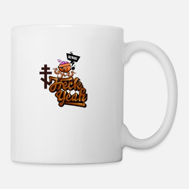 Creative Bizarre Hack Year Brawn - Mug