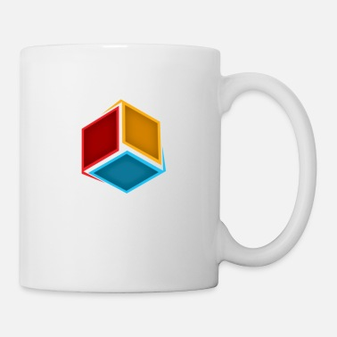 Design Box Shape Design - Mug
