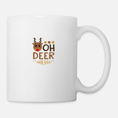 Punch Oh Deer - Mug