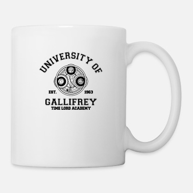 Police UNIVERSITY OF GALLIFREY - Mug