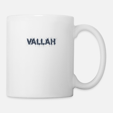 Turkish Love Vallah turkish - Mug