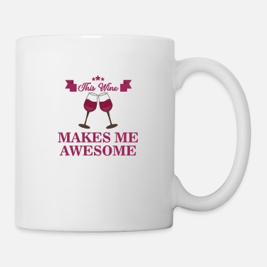 Wine wine - Coffee/Tea Mug