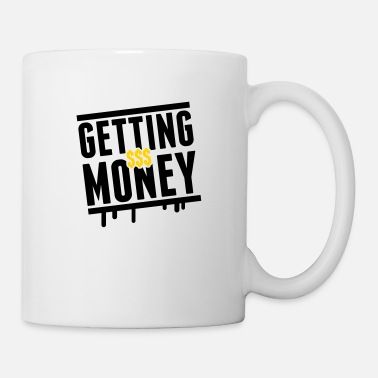 Stack getting_money_nu2 - Mug