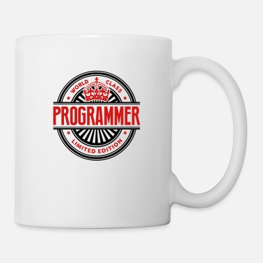 Limited Edition World class programmer limited edition - Mug