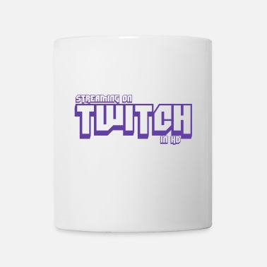 Twitch Streamer Twitch streamer HD - Mug