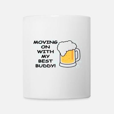 Move Moving On - Mug