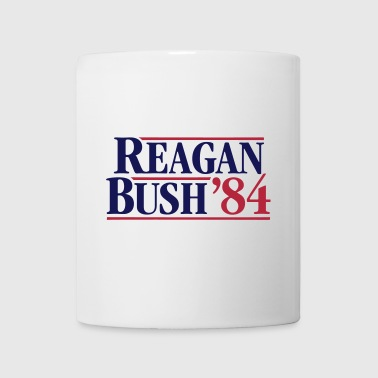 Reagan - Bush '84 campaign - Coffee/Tea Mug