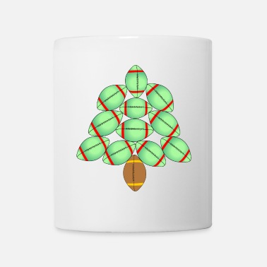 Tree Football Tree - Coffee/Tea Mug