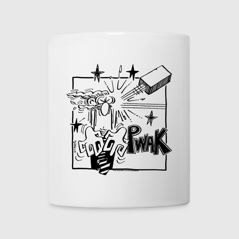 PWAK  DON MARTIN SOUND EFFECT - Coffee/Tea Mug