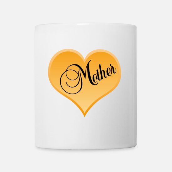 Love Mugs & Drinkware - mother / Mothers Day - Mug white