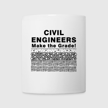 Civil Engineers Make The Grade - Coffee/Tea Mug