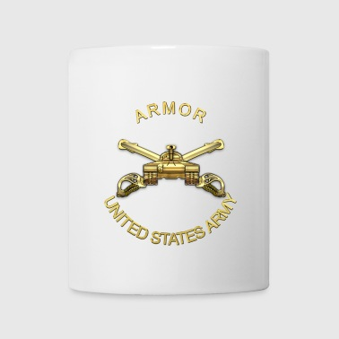 Armor Branch Insignia - Coffee/Tea Mug
