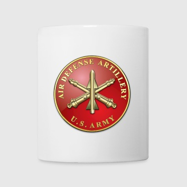 Air Defense Artillery Branch Plaque - Coffee/Tea Mug