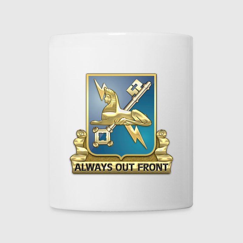 MI Regimental Insignia - Coffee/Tea Mug