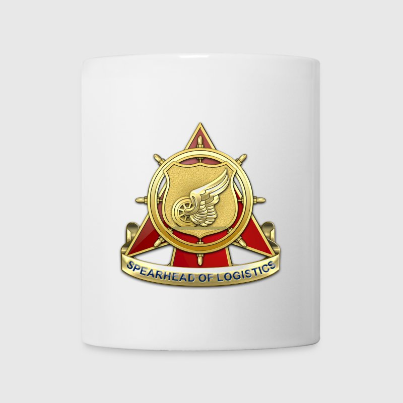 Transportation Corps Regimental Insignia - Coffee/Tea Mug