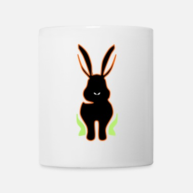Thumper rabbit teeth easter bunny bunny Rabbit thumper ✔ - Mug