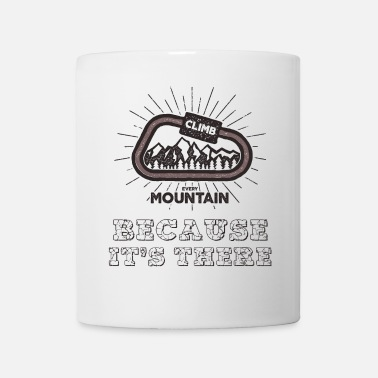 Mountain Climbing Rock Climbing | Mountain Climbing - Coffee/Tea Mug