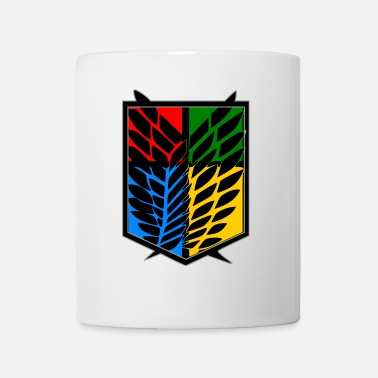 Attack On Titan Windows Legion - Mug