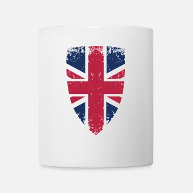 Uk The flag of UK - Coffee/Tea Mug