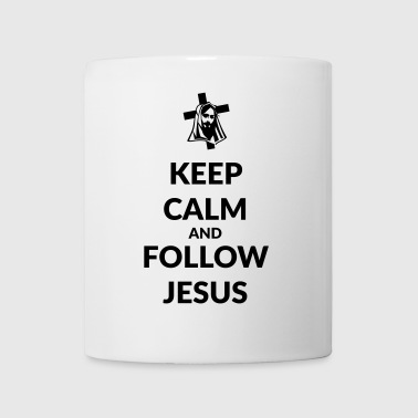 keep calm jesus - Coffee/Tea Mug