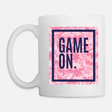 Game Camo-Game-On - Coffee/Tea Mug
