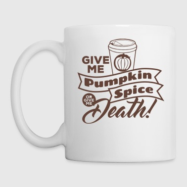 Pumpkin Spice Latte Fun - Coffee/Tea Mug