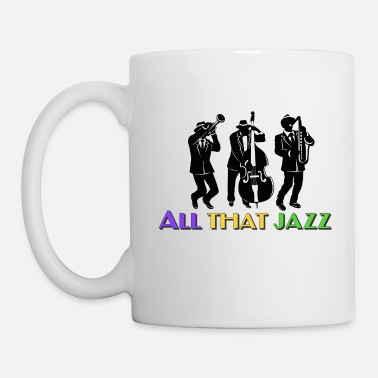 Jazz All that jazz - Mug