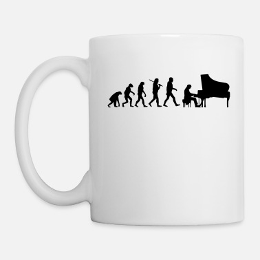 Evolution Evolution Piano - Mug