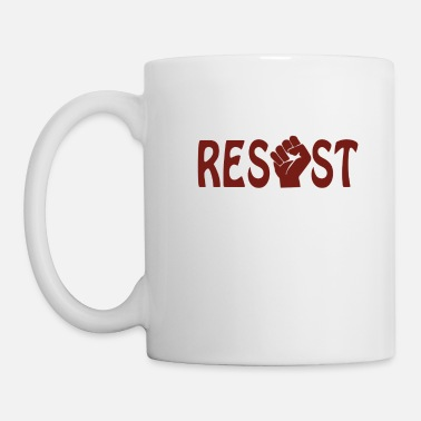 Resistance RESIST - Coffee/Tea Mug