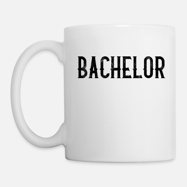 Bachelor Bachelor - Coffee/Tea Mug