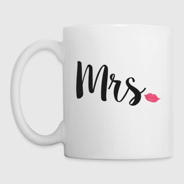 Matching Mrs & Mr Valentine's Day Gift  - Coffee/Tea Mug