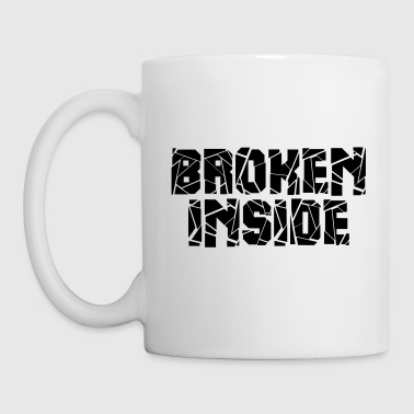 Broken - Coffee/Tea Mug