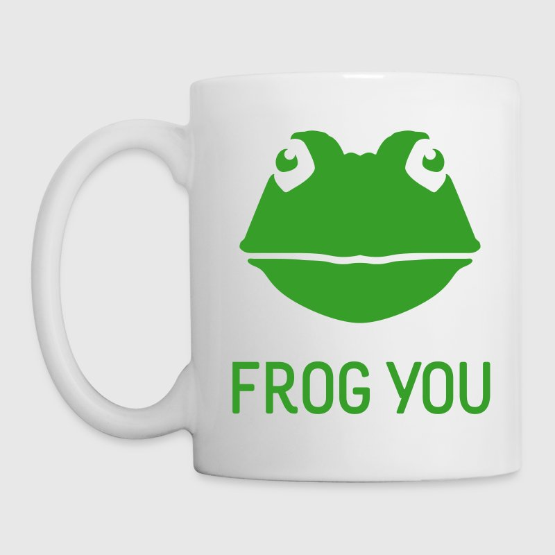 Frog you - Coffee/Tea Mug