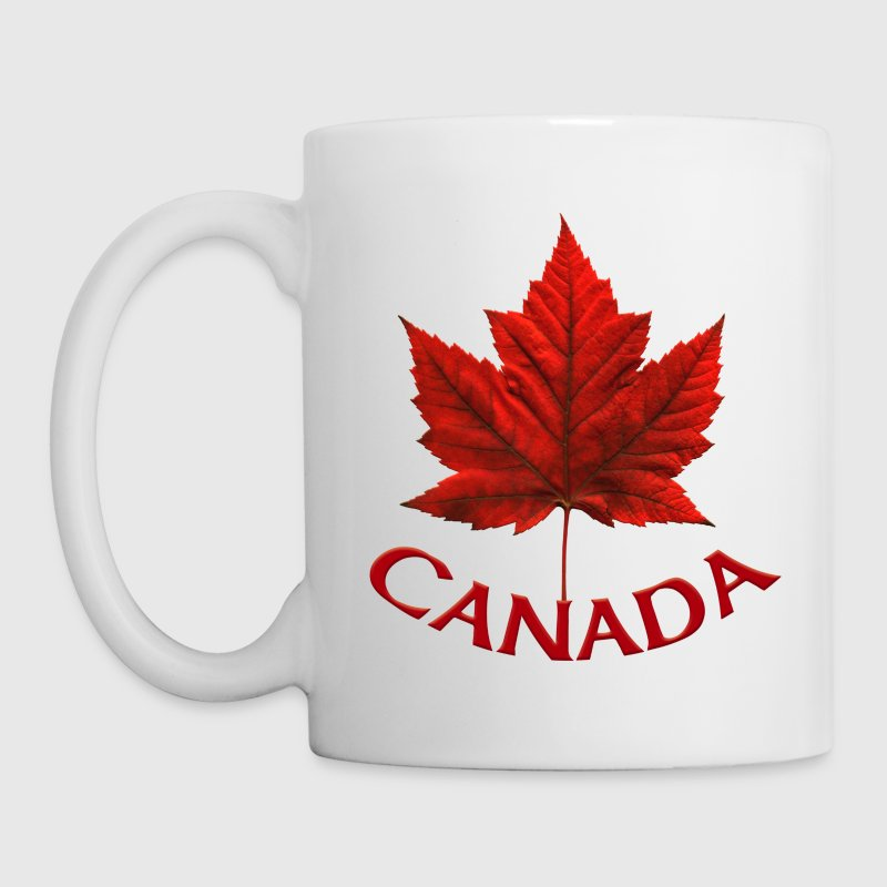 Canada Souvenir Maple Leaf Gifts Design - Coffee/Tea Mug
