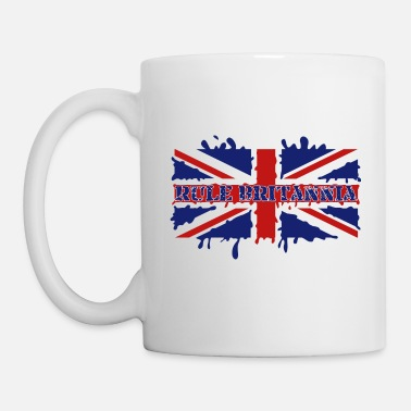 Royal Airforce Rule Britannia - Coffee/Tea Mug